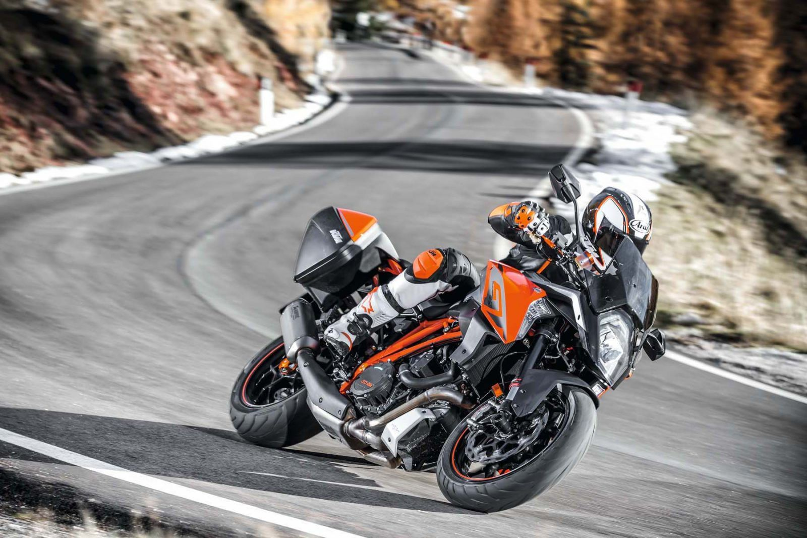 trail ktm 1290 super duke gt