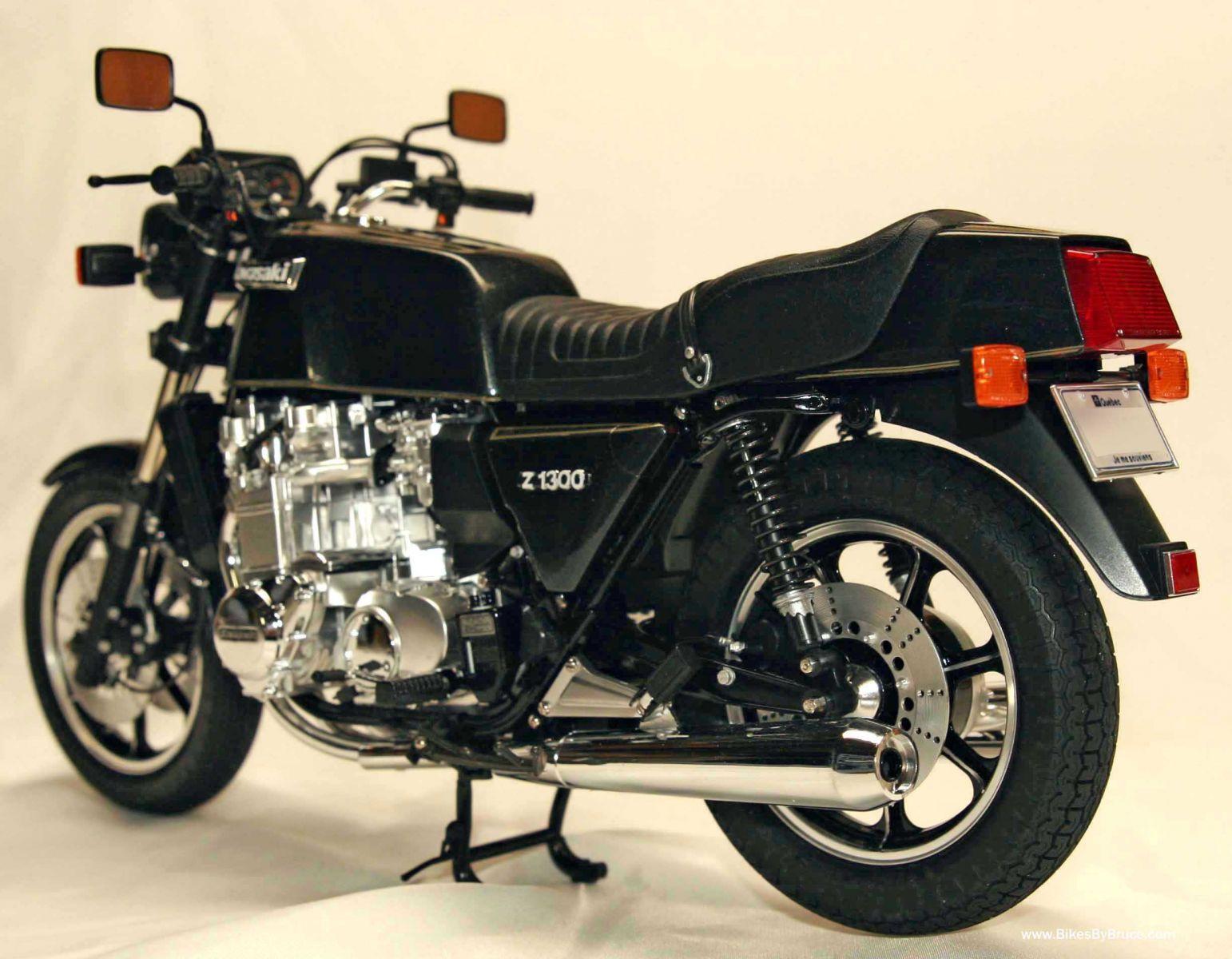 kawazaki z 1300 6 cylindres moto scooter motos doccasion