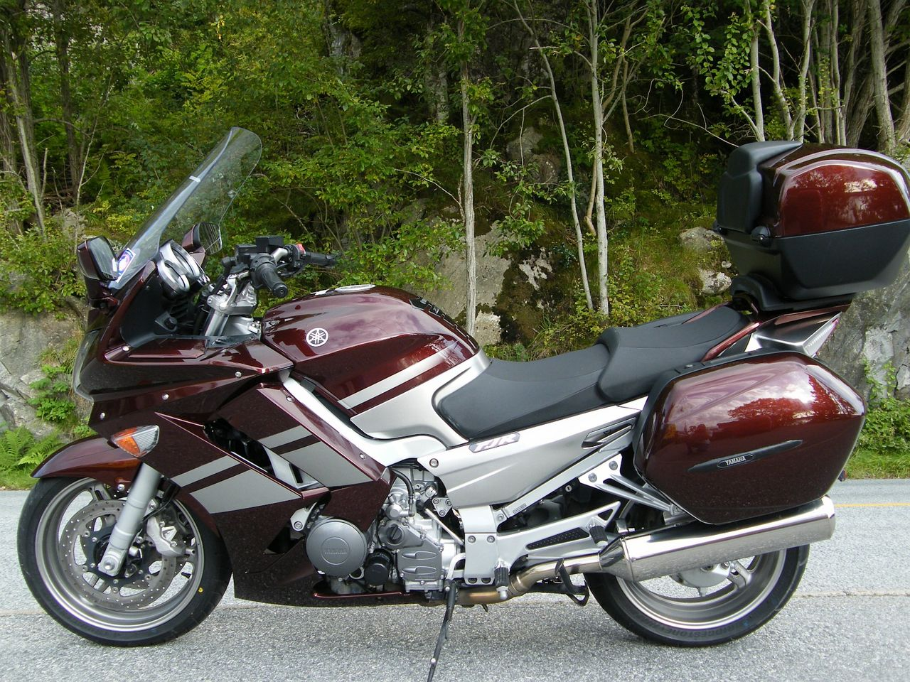 vente achat yamaha fjr 1300 d 39 occasion epinal 88 moto scooter marseille occasion moto. Black Bedroom Furniture Sets. Home Design Ideas