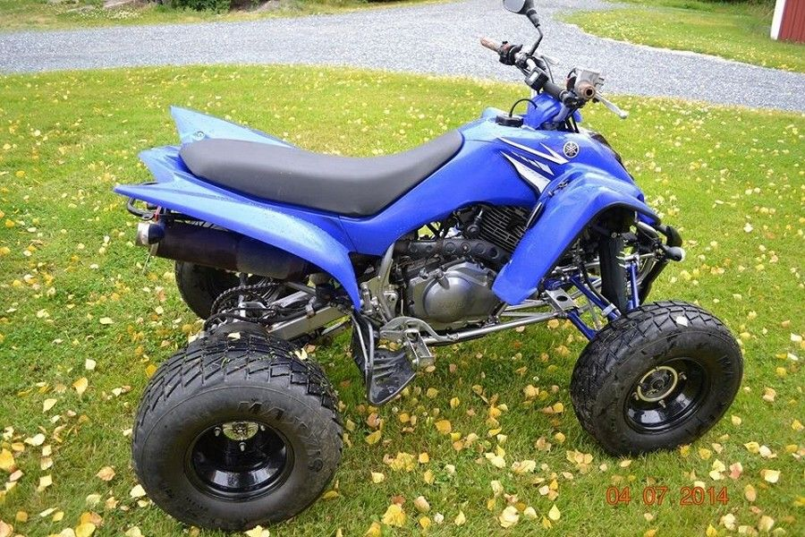 quad occasion yamaha yfm 350 raptor 2008 moto scooter motos d 39 occasion. Black Bedroom Furniture Sets. Home Design Ideas