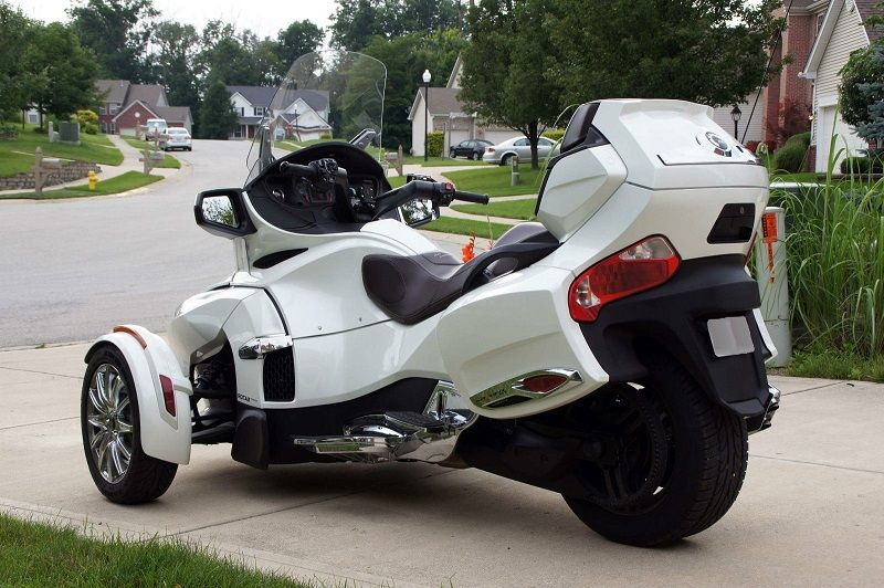 occasion can am spyder autos post. Black Bedroom Furniture Sets. Home Design Ideas