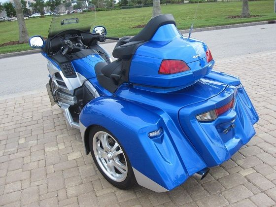 honda goldwing gl1800 trike champion vendre sur toulouse. Black Bedroom Furniture Sets. Home Design Ideas