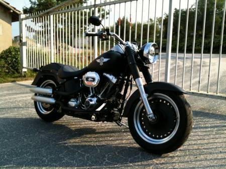 a vendre softail harley davidson fat boy sp cial mod le 2012 moto scooter marseille occasion. Black Bedroom Furniture Sets. Home Design Ideas