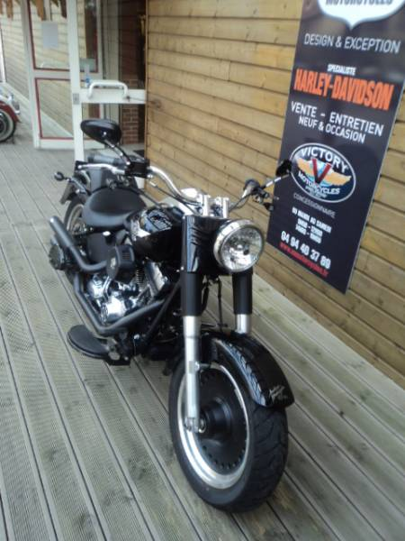 a saisir harley davidson fat boy special d 39 occasion fr jus moto scooter marseille occasion. Black Bedroom Furniture Sets. Home Design Ideas