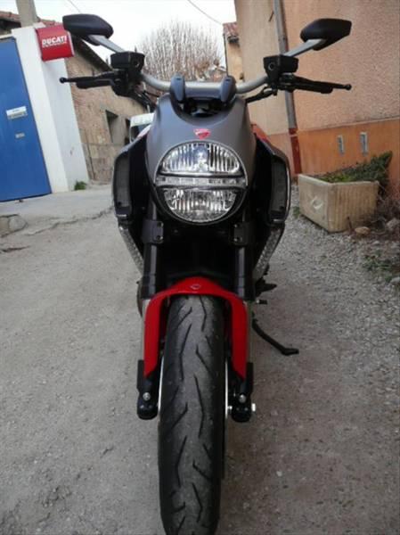 Moto ducati diavel 1200 strada d 39 occasion vendre salon for Shop moto salon de provence