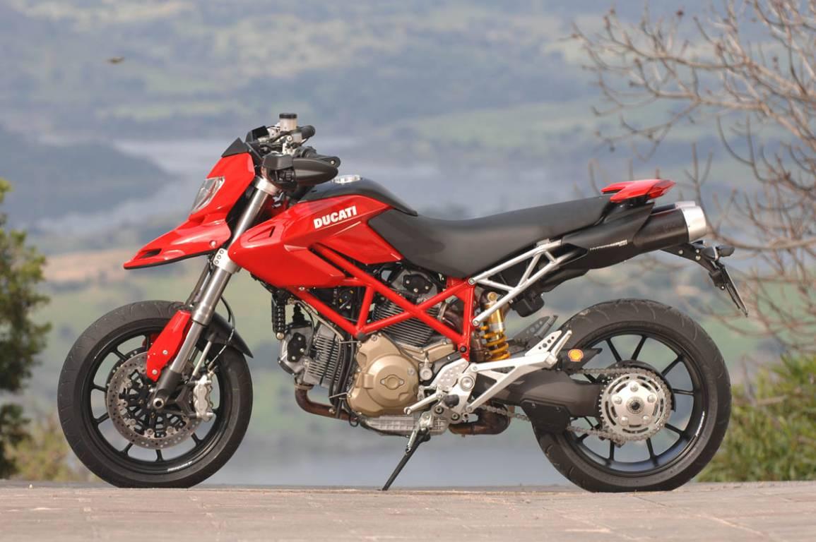 Ducati Hypermotard Yes Man