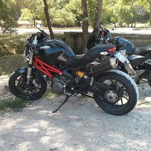 ducati monster 796 m796 d 39 occasion vendre sur aix en provence moto scooter motos d 39 occasion. Black Bedroom Furniture Sets. Home Design Ideas