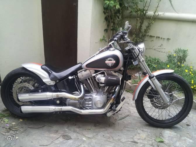 harley davidson softail d 39 occasion vendre sur marseille 13005 moto scooter motos d 39 occasion. Black Bedroom Furniture Sets. Home Design Ideas