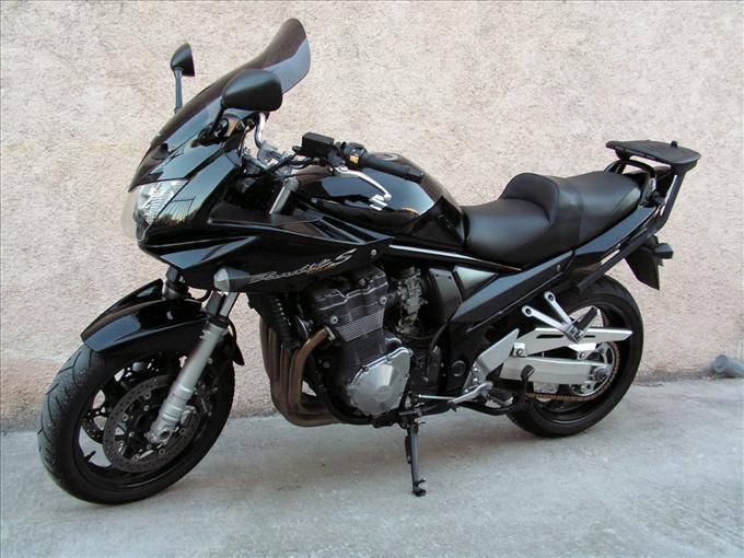 suzuki bandit s gsf 1200 vendre pas ch re moto scooter motos d 39 occasion. Black Bedroom Furniture Sets. Home Design Ideas