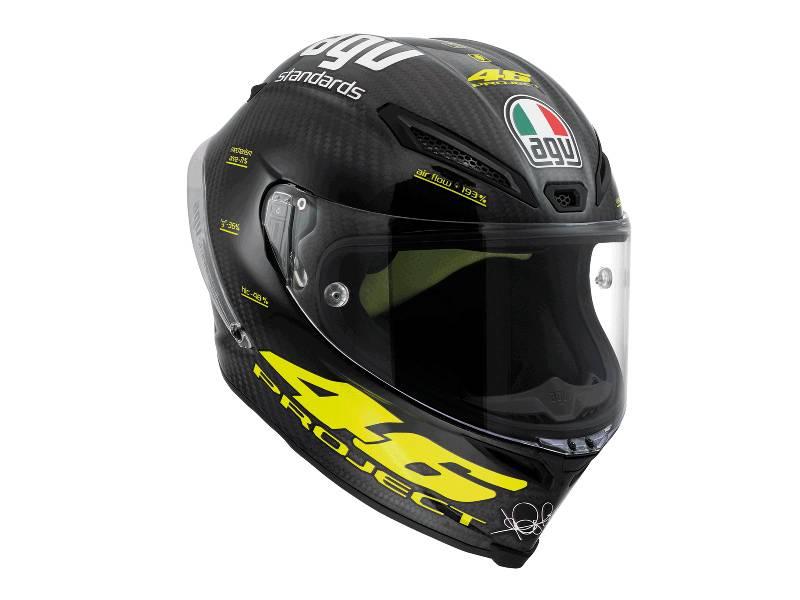 Casque int gral en carbone agv pista gp pour la course - Casque moto course ...