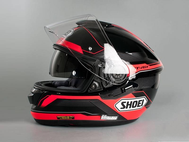 casque sport haut de gamme de shoei gt air journey moto scooter motos d 39 occasion. Black Bedroom Furniture Sets. Home Design Ideas