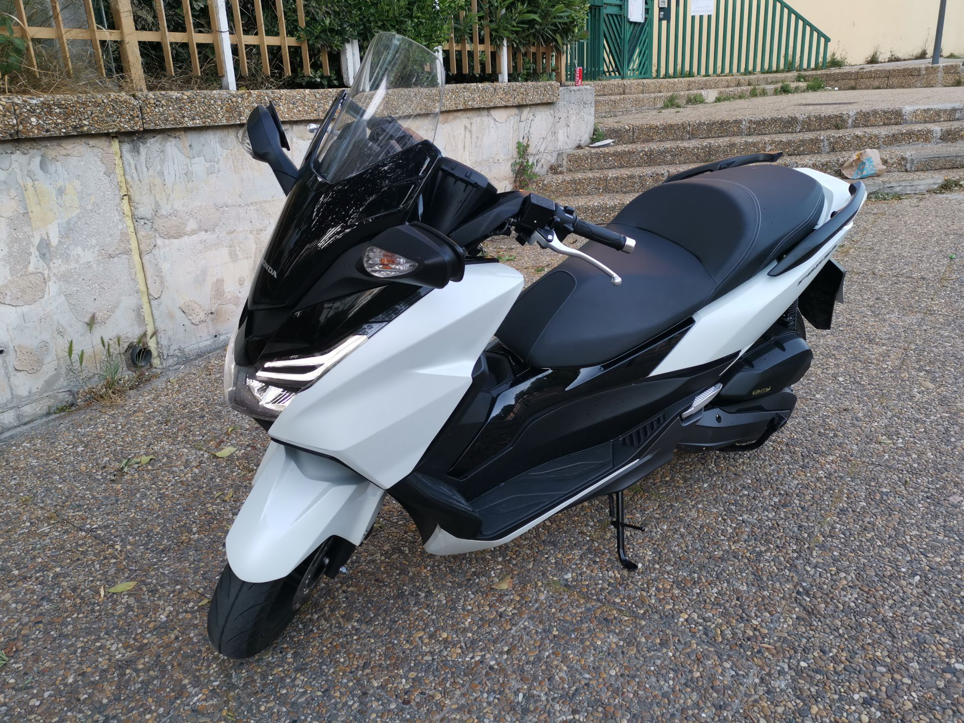 Scooter 125 cm3 occasion