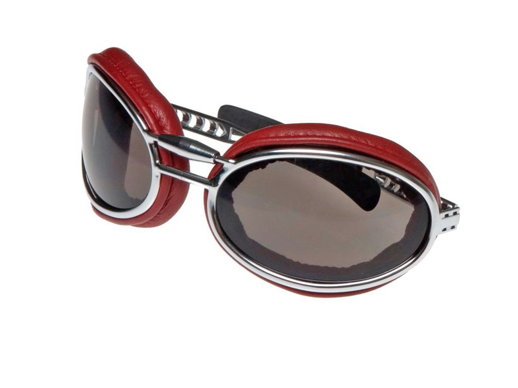lunettes de soleil pour motard baruffaldi sfericum pad rouge rubis moto scooter motos d 39 occasion. Black Bedroom Furniture Sets. Home Design Ideas