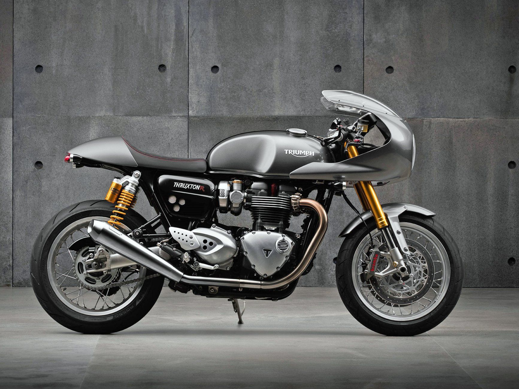 Honda Of Seattle >> Sélection de motos cafe racer - moto scooter - Motos d'occasion