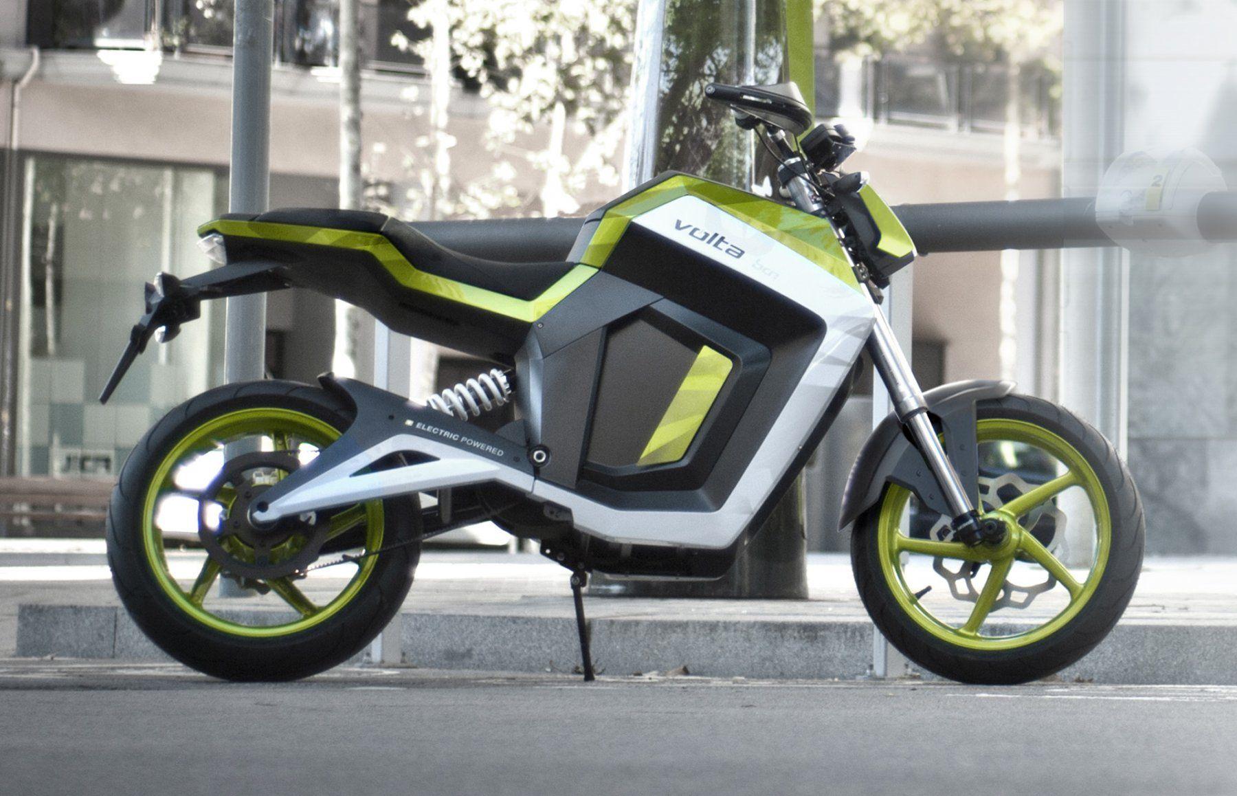 moto lectrique 2016 la volta par bcn sport moto scooter motos d 39 occasion. Black Bedroom Furniture Sets. Home Design Ideas