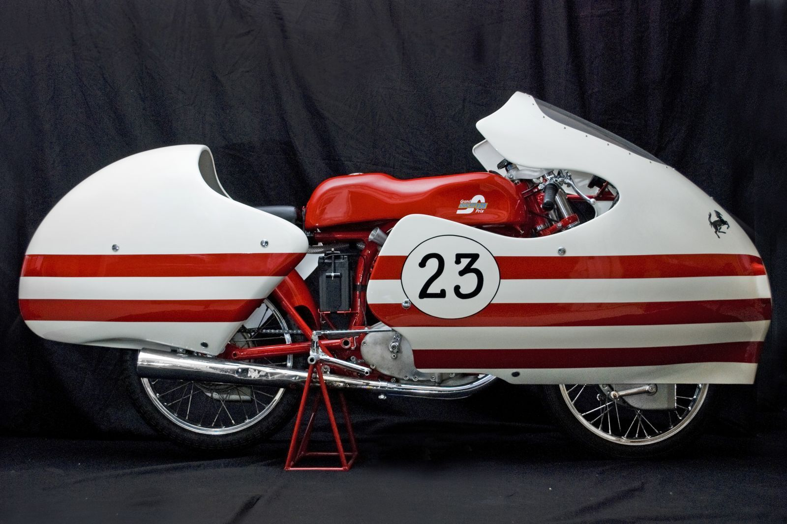 Moto DUCATI vintage de collection - moto scooter - Motos d'occasion