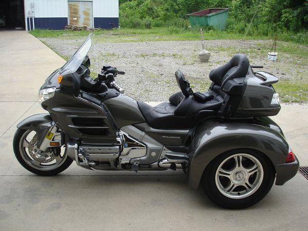honda goldwing 1800 trike champion d u0026 39 occasion  u00e0 vendre