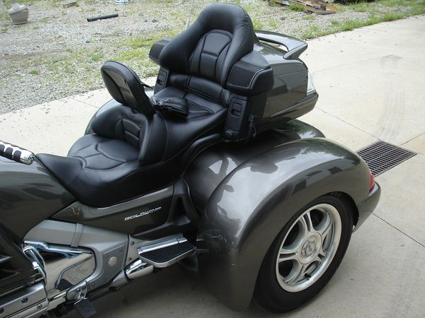 achat moto trike honda goldwing d occasion. Black Bedroom Furniture Sets. Home Design Ideas