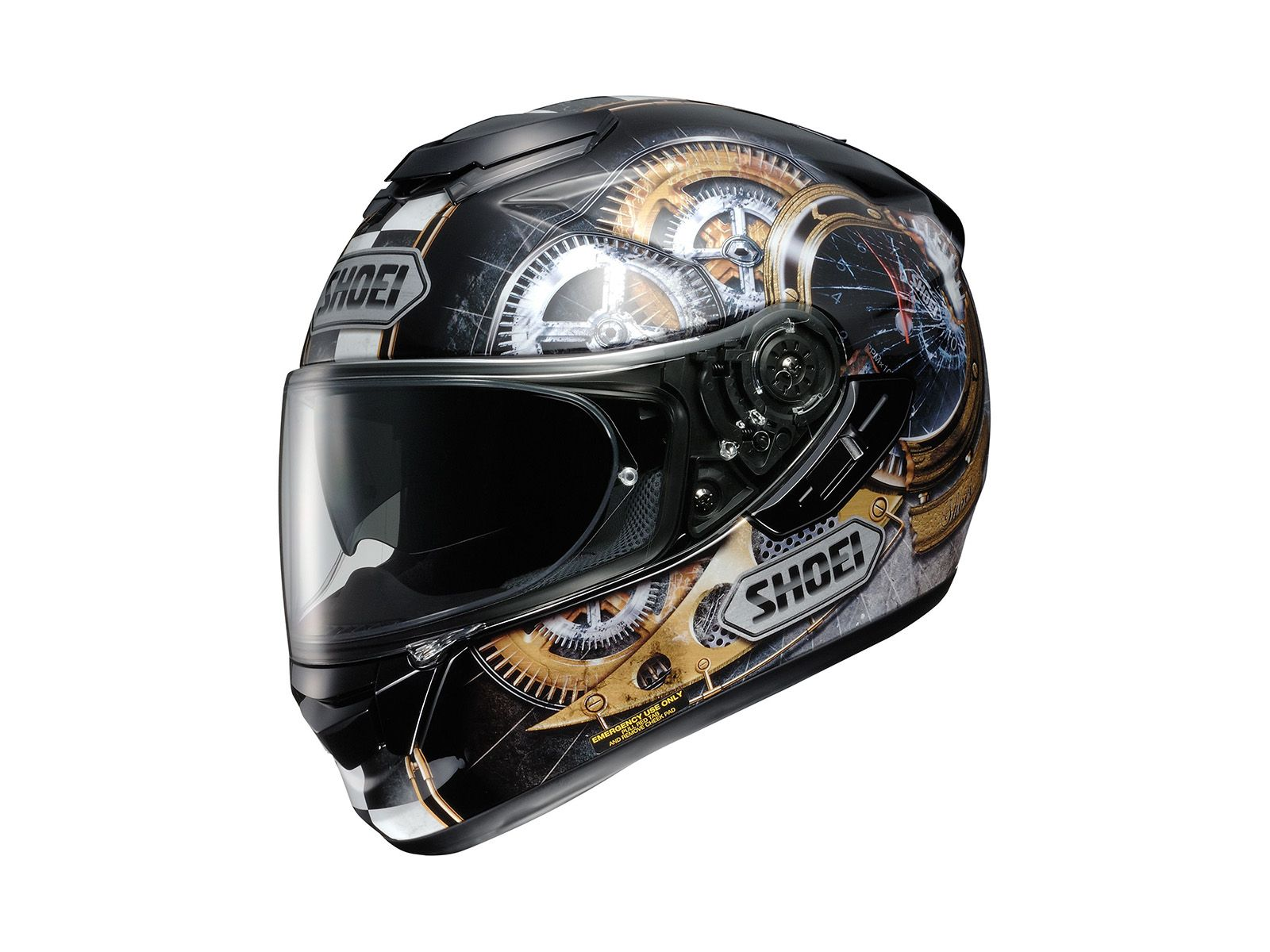 Shoei Gt Air >> Fabricant de casque haut de gamme SHOEI - moto scooter ...