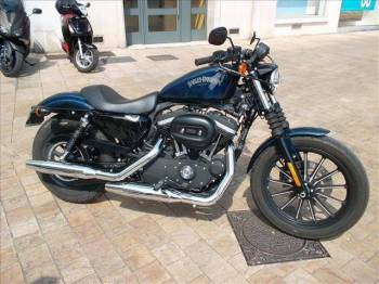 harley davidson sportster 883 iron 1 re main ann e 2012 vendre moto scooter marseille. Black Bedroom Furniture Sets. Home Design Ideas