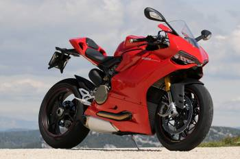 Moto sportive Ducati 1199 panigale S Panigale S