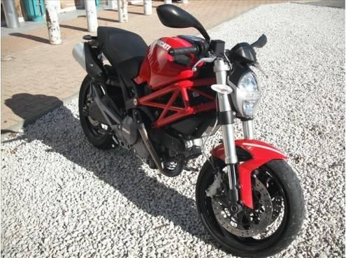 Ducati 696 entretien
