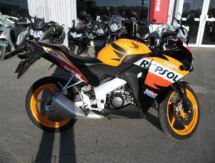 honda cbr 125r repsol d 39 occasion en vente aix en provence moto scooter motos d 39 occasion. Black Bedroom Furniture Sets. Home Design Ideas