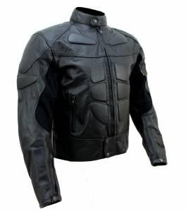 blouson moto karno en cuir noir pour homme avec protection dorsale moto scooter motos d 39 occasion. Black Bedroom Furniture Sets. Home Design Ideas