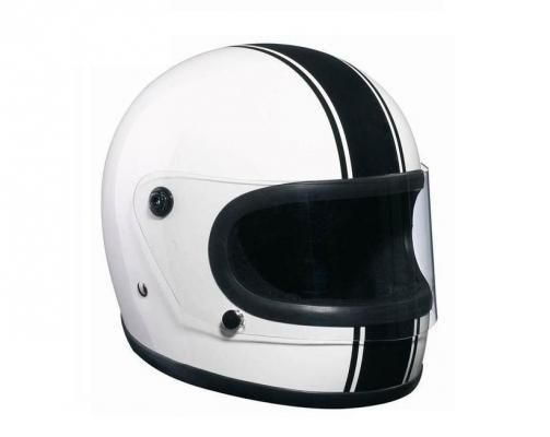 casque vintage bandit full face moto scooter motos d 39 occasion. Black Bedroom Furniture Sets. Home Design Ideas